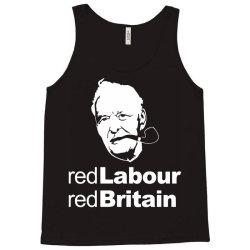 tony benn red labour Tank Top | Artistshot