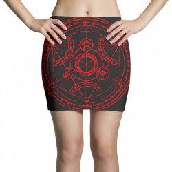 transmutation Mini Skirts | Artistshot