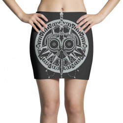 tribal mask Mini Skirts | Artistshot