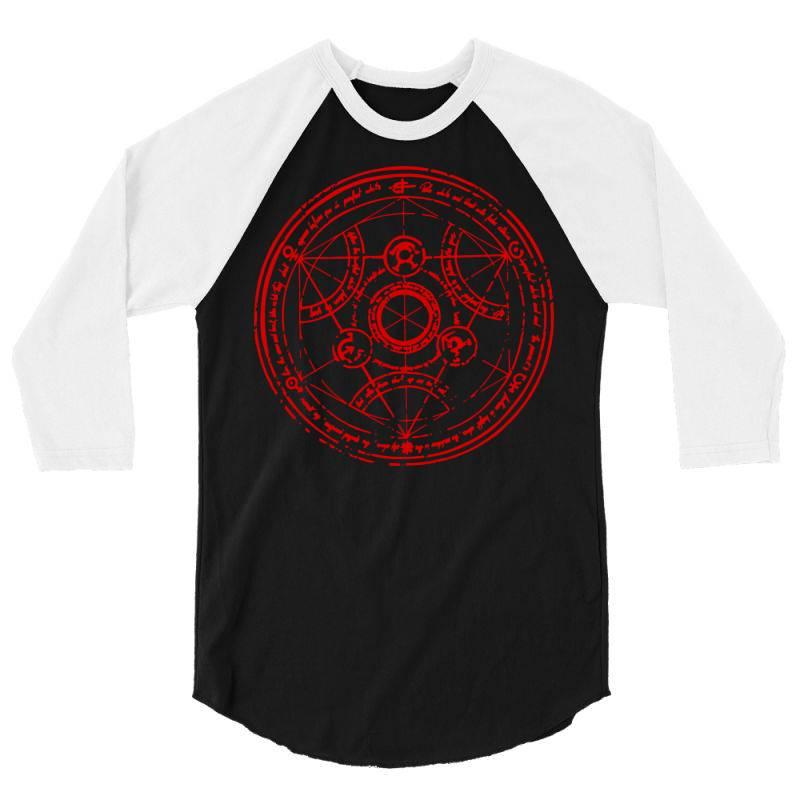 Transmutation 3/4 Sleeve Shirt | Artistshot