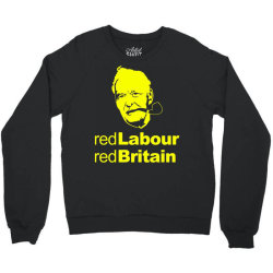 tony benn red labour 4 Crewneck Sweatshirt | Artistshot