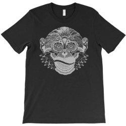 tribal monkey(1) T-Shirt | Artistshot