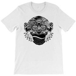 tribal monkey T-Shirt | Artistshot