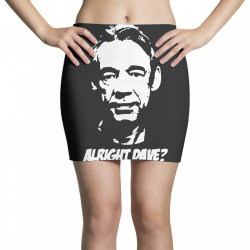 trigger alright dave Mini Skirts | Artistshot