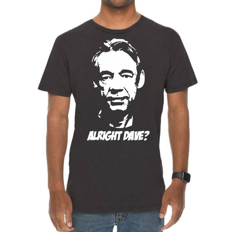 Trigger Alright Dave Vintage T-shirt | Artistshot