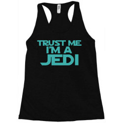 trust me i'm a jedi 3 Racerback Tank | Artistshot