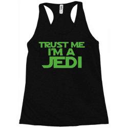 trust me i'm a jedi 4 Racerback Tank | Artistshot