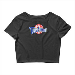 tune squad Crop Top | Artistshot