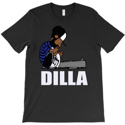 Dilla Schroeder T-shirt Designed By Henz Art
