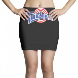 tune squad Mini Skirts | Artistshot
