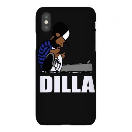 Dilla Schroeder Iphonex Case Designed By Henz Art