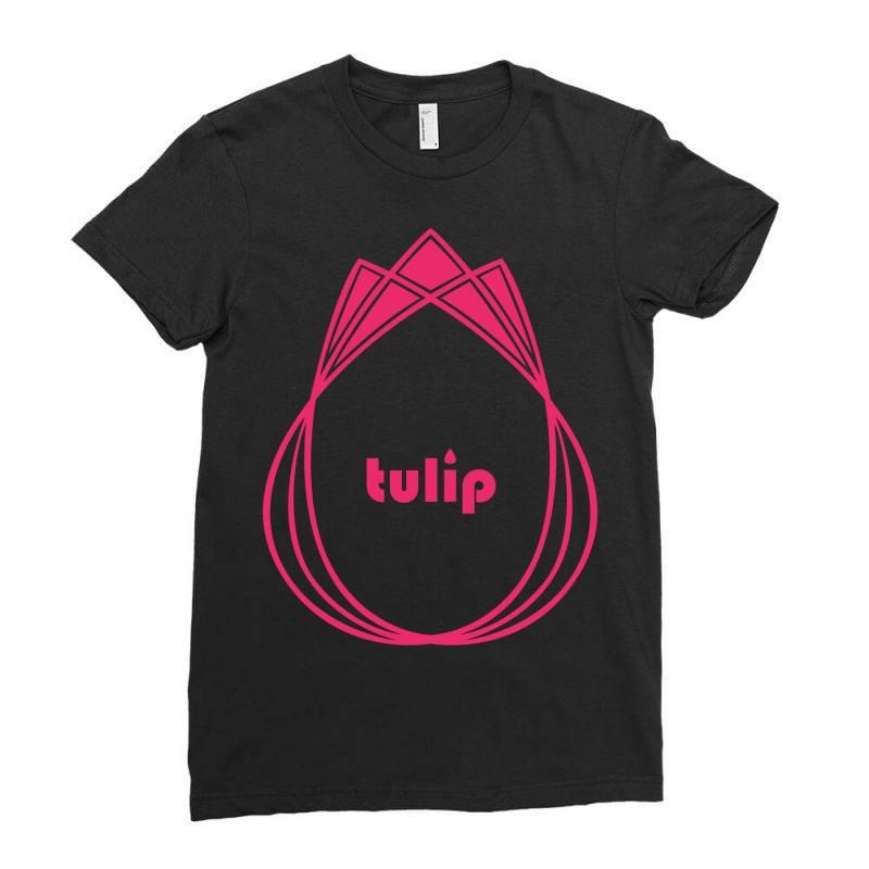Tulip (2) Ladies Fitted T-shirt | Artistshot
