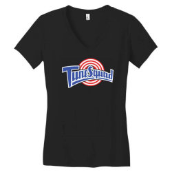 tune squad Women's V-Neck T-Shirt | Artistshot