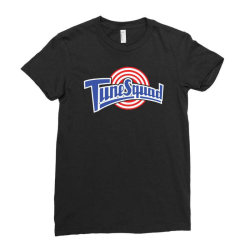 tune squad Ladies Fitted T-Shirt | Artistshot