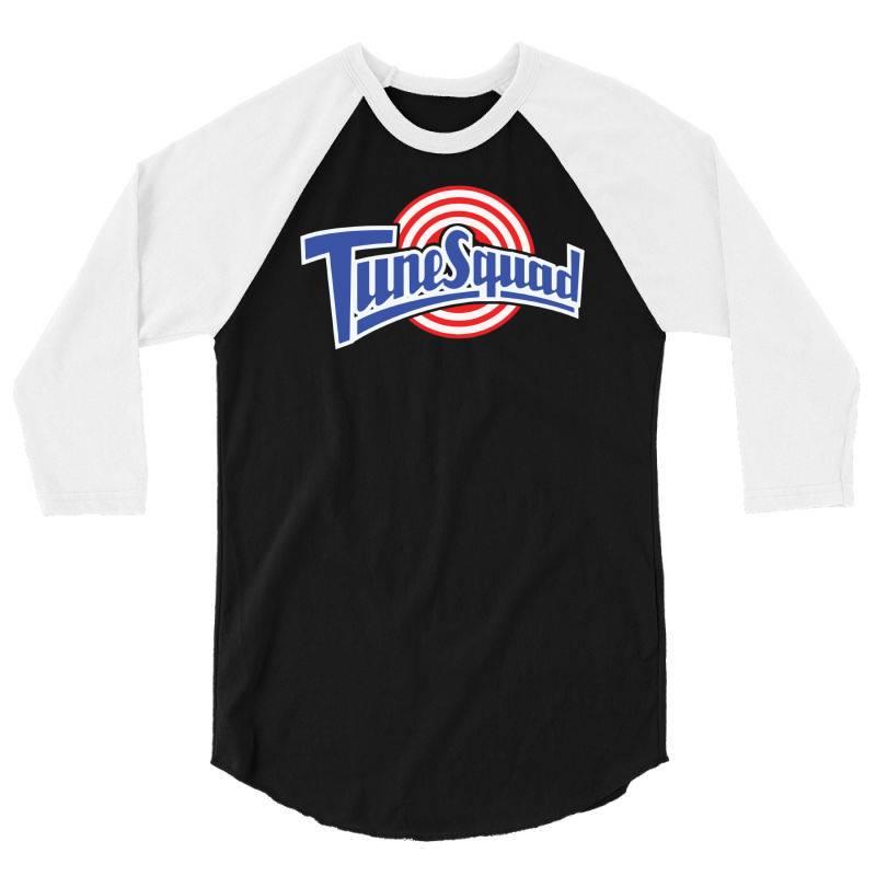 Tune Squad 3/4 Sleeve Shirt | Artistshot