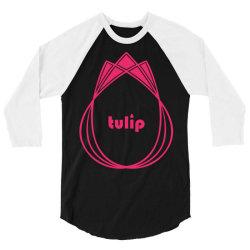 tulip 3/4 Sleeve Shirt | Artistshot