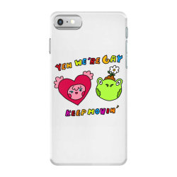 keep it movin classic t shirt iPhone 7 Case | Artistshot