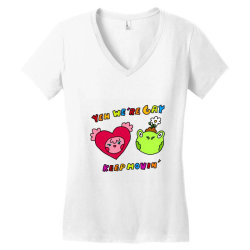 keep it movin classic t shirt Women's V-Neck T-Shirt | Artistshot