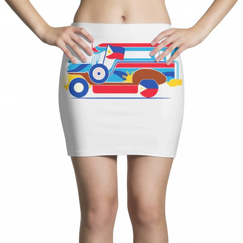 Jeepney Classic T Shirt Mini Skirts | Artistshot