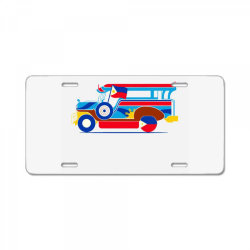 jeepney classic t shirt License Plate | Artistshot