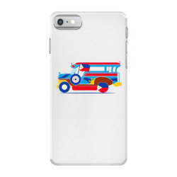 jeepney classic t shirt iPhone 7 Case | Artistshot