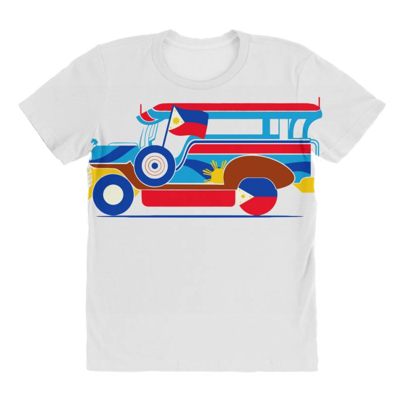Jeepney Classic T Shirt All Over Women's T-shirt | Artistshot