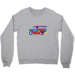 jeepney classic t shirt Crewneck Sweatshirt   Artistshot