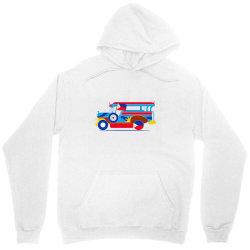 jeepney classic t shirt Unisex Hoodie   Artistshot