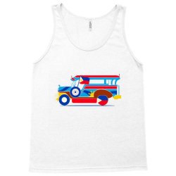 jeepney classic t shirt Tank Top   Artistshot