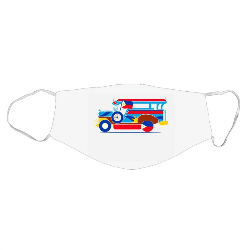 Jeepney Classic T Shirt Face Mask | Artistshot