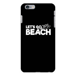 beach bound let's go to the beach iPhone 6 Plus/6s Plus Case | Artistshot