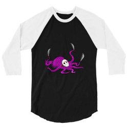 octojason classic t shirt 3/4 Sleeve Shirt | Artistshot