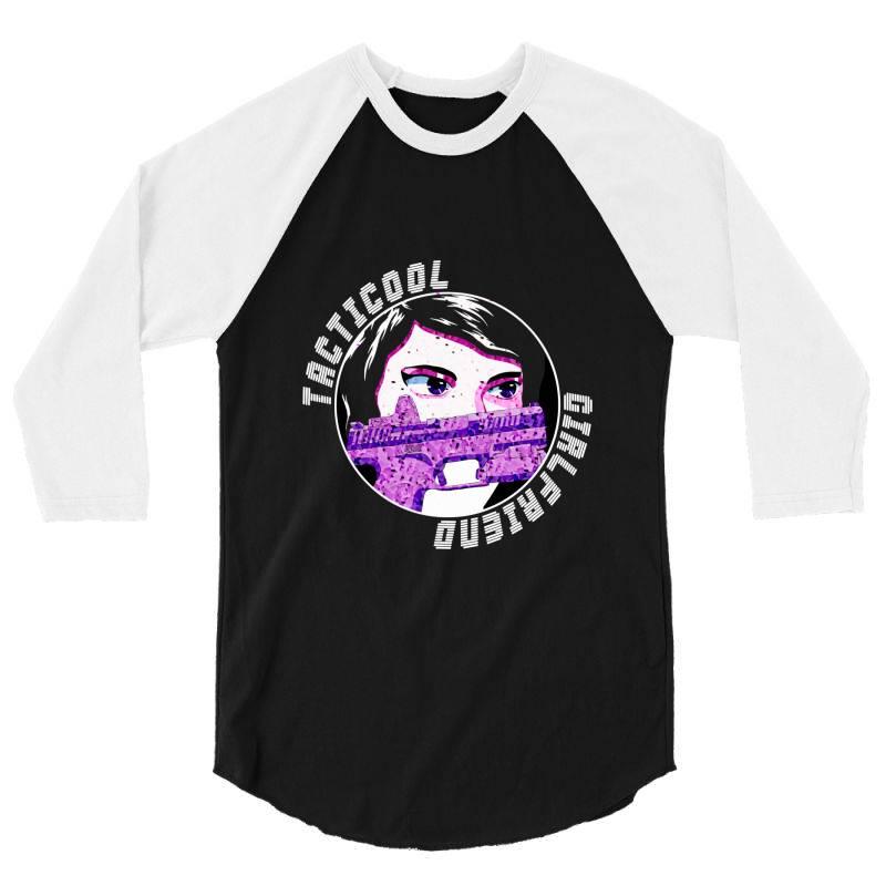 Official Logo V Neck T Shirt 3/4 Sleeve Shirt | Artistshot