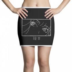 reality genjutsu   by nina j classic t shirt Mini Skirts   Artistshot