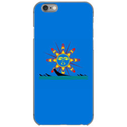 squaxin's salish sun classic t shirt iPhone 6/6s Case | Artistshot