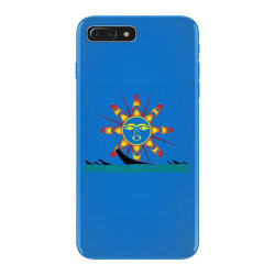 squaxin's salish sun classic t shirt iPhone 7 Plus Case | Artistshot