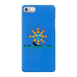 squaxin's salish sun classic t shirt iPhone 7 Case | Artistshot