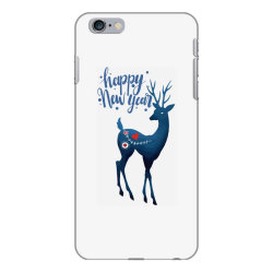 white christmas reindeer for new year iPhone 6 Plus/6s Plus Case | Artistshot
