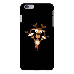 reindeer deer fawn for christmas iPhone 6 Plus/6s Plus Case | Artistshot