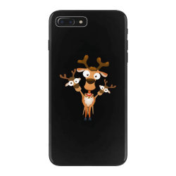 reindeer deer fawn for christmas iPhone 7 Plus Case | Artistshot