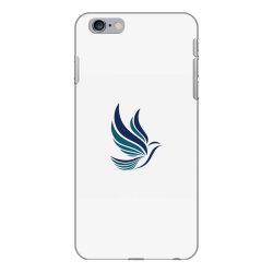 Simple flying bird design iPhone 6 Plus/6s Plus Case | Artistshot