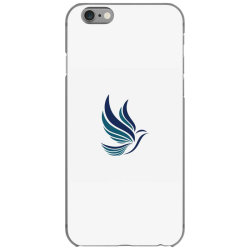 Simple flying bird design iPhone 6/6s Case | Artistshot