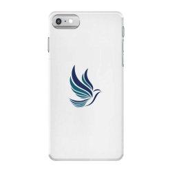 Simple flying bird design iPhone 7 Case | Artistshot