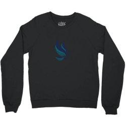 Simple flying bird design Crewneck Sweatshirt | Artistshot