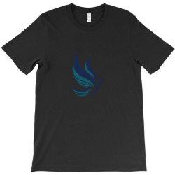 Simple flying bird design T-Shirt | Artistshot