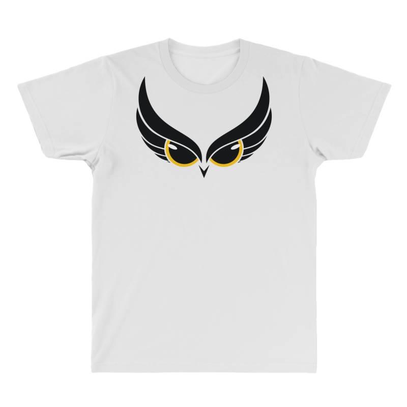 Owl Eye All Over Men's T-shirt | Artistshot