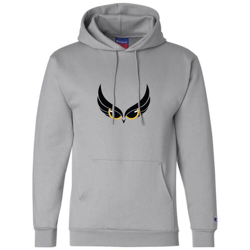 Owl Eye Champion Hoodie | Artistshot