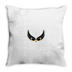 Owl eye Throw Pillow | Artistshot