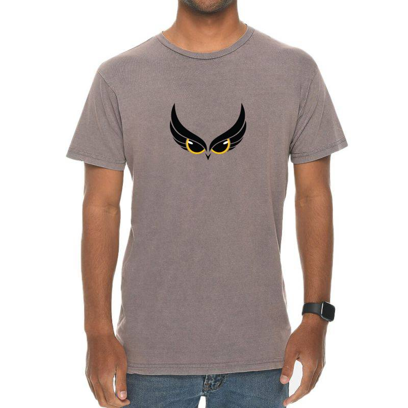 Owl Eye Vintage T-shirt | Artistshot