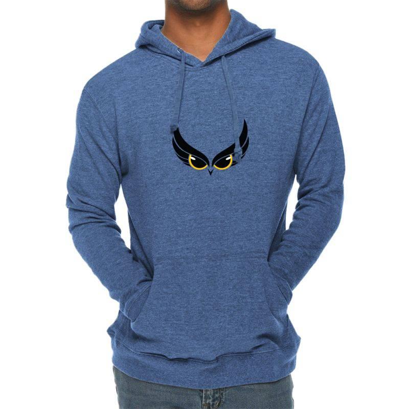 Owl Eye Lightweight Hoodie | Artistshot